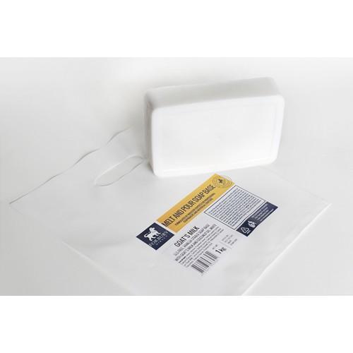 Baza mydlana Forbury Goats Milk SLS Free (z kozim mlekiem bez SLS), 1kg