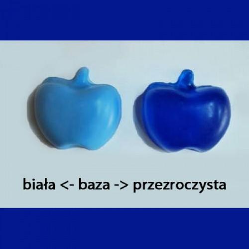 Pigment do mydeł i mydełek NIEMIGRUJĄCY Niebieski, 10ml