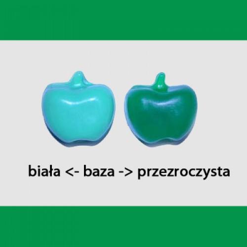 Pigment do mydeł i mydełek NIEMIGRUJĄCY Zielony, 100ml