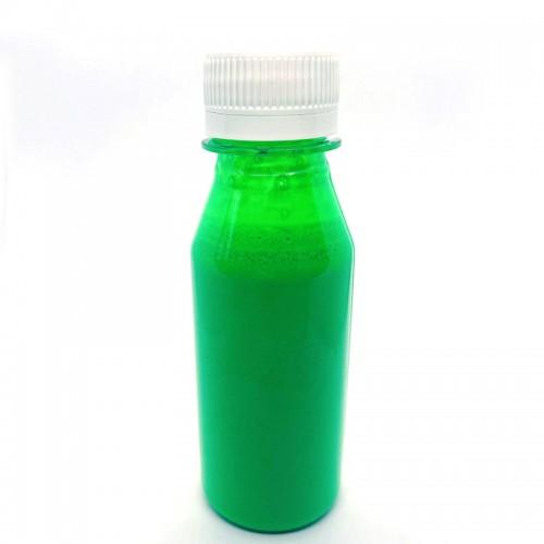 Pigment do mydła NIEMIGRUJĄCY NEON Zielony, 100ml