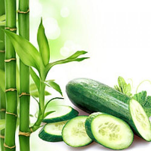 Aromat do mydeł i mydełek Bambus z ogórkiem 10ML