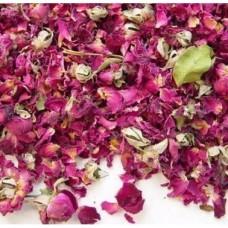 RÓŻA platki kwiat naturalny susz
