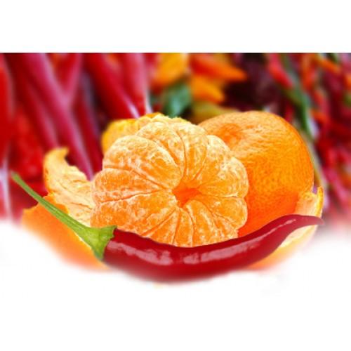 zapach do świec Słodka mandarynka i chili 100ML Zróbmydełko