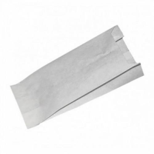 Torebka papierowa biała 17x10cm, 10 szt