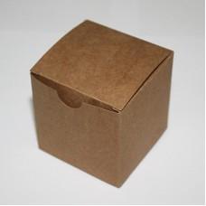 Pudełko ozdobne KK004 (kraft), 5szt.