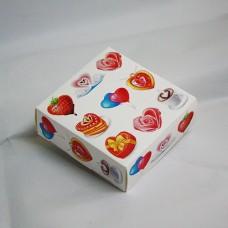 Pudełko ozdobne KM038, 5szt.