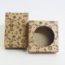 Pudełko ozdobne KM259(kraft), 5szt.