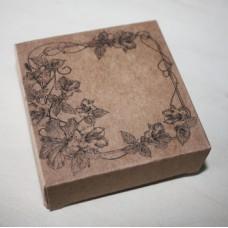 Pudełko ozdobne KM341(kraft), 5szt.