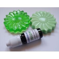 Barwnik do mydła MIGRUJĄCY Zielony, 10ml