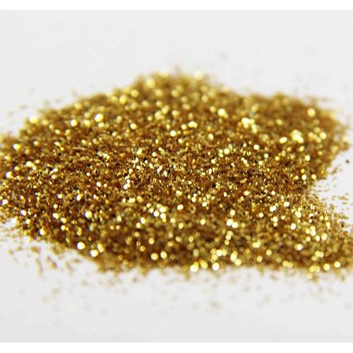 Brokat micro 0,2 mm Złoty