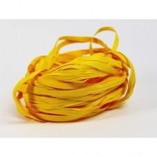 Rafia żółta 5m