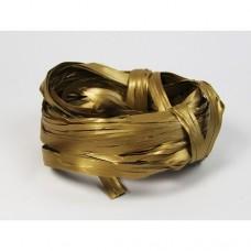 Rafia złota 5m