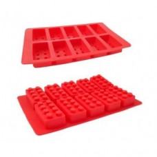 Foremka silikonowa zestaw  Lego