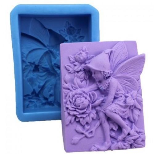 Forma silikonowa do mydeł i mydełek S003