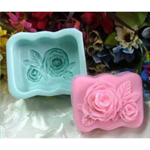 Forma silikonowa do mydeł i mydełek S004