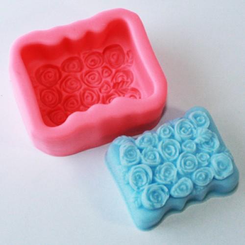 Forma silikonowa do mydeł i mydełek S007