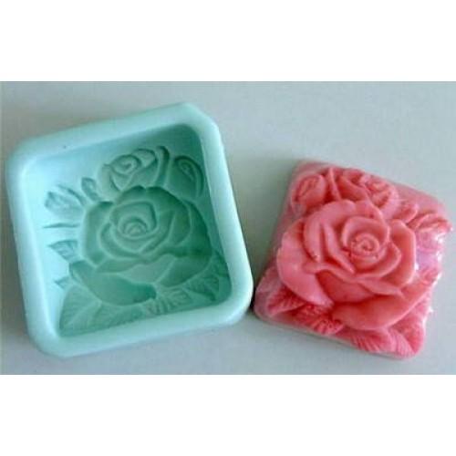 Forma silikonowa do mydeł i mydełek S023