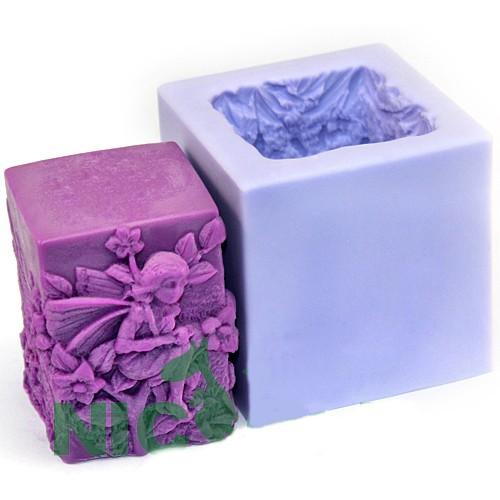 Forma silikonowa do mydeł i mydełek S028