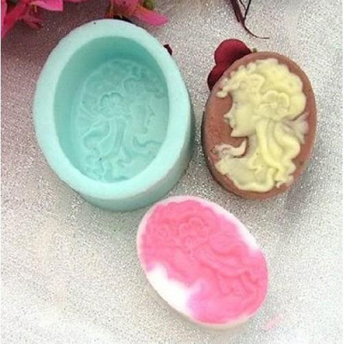 Forma silikonowa do mydeł i mydełek S032