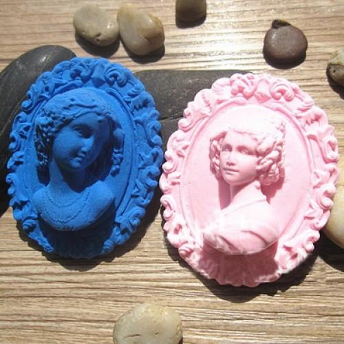 Forma silikonowa do mydeł i mydełek S209