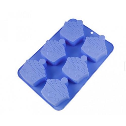 Forma silikonowa Babeczki (cały zestaw)