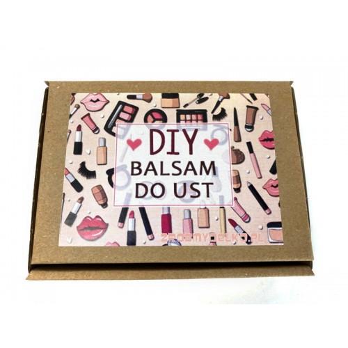 DIY zestaw Balsam do ust